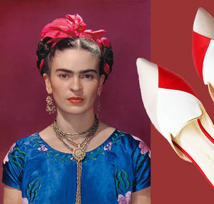 Polina Magiy's design inspiration; Frida Khalo's life story in the new V&A exhibition