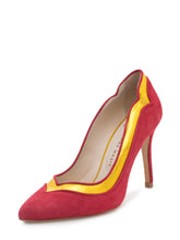 Eva Red Pump
