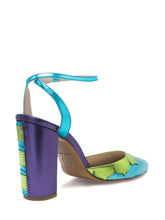 Sandra Metallic Sandals