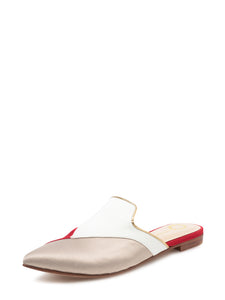 VERONICA MULES RED