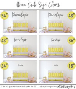 handmade-baby-and-toddler-wall-art