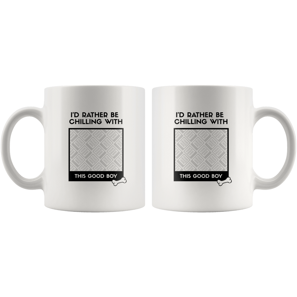 Drinkware Template - This Good Boy Personalized 11oz Mug