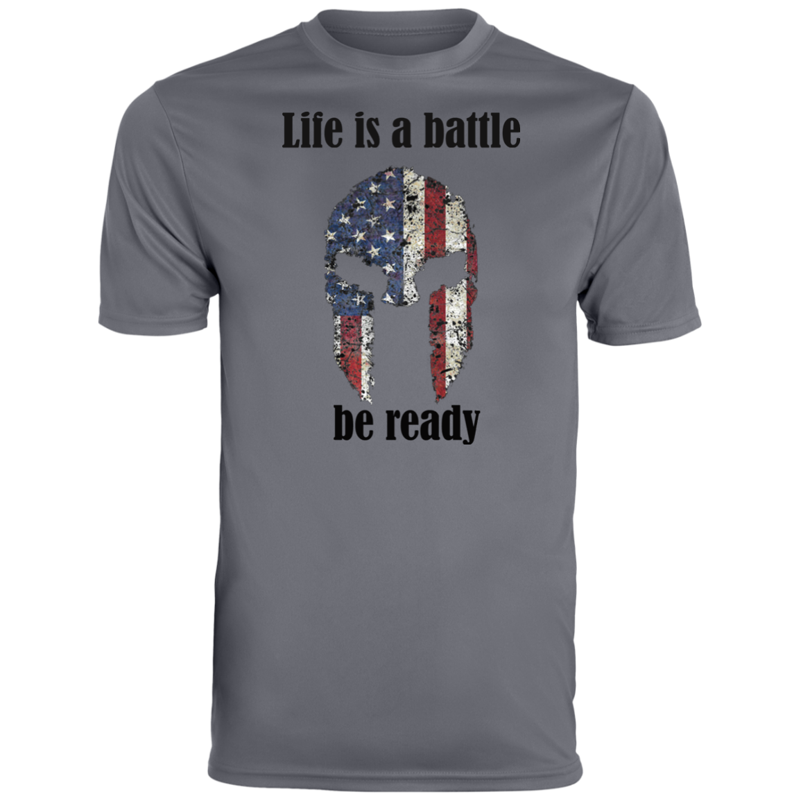 Battle Augusta Men's Wicking T-Shirt