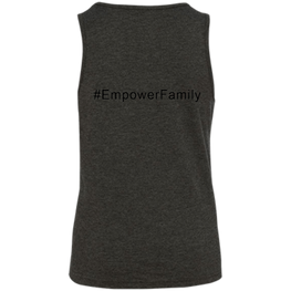 #empowerfamily Bella + Canvas Youth Jersey Tank