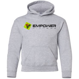 #empowerfamily Gildan Youth Pullover Hoodie