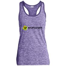 Deserve Sport-Tek Ladies' Moisture Wicking Electric Heather Racerback Tank
