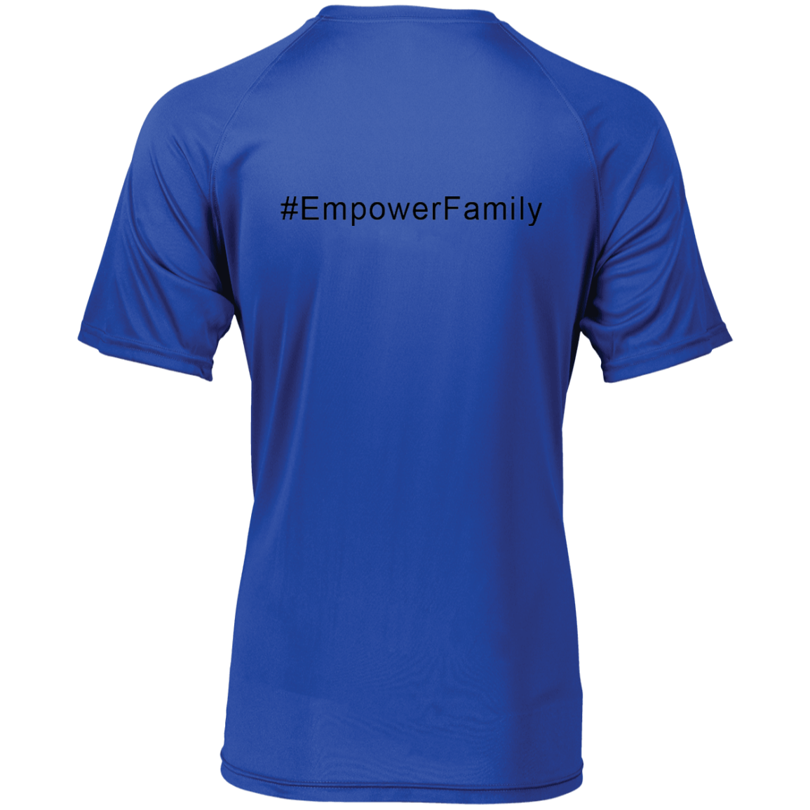 #empowerfamilyAugusta Raglan Sleeve Wicking Shirt