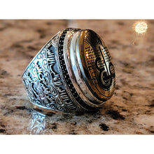 Load image into Gallery viewer, The ring of the seven seals the most powerfull spiritual item in the world