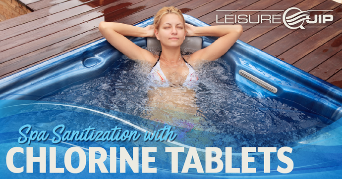 Maintaining Your Hot Tub Using Hot Tub Chlorine Tablets