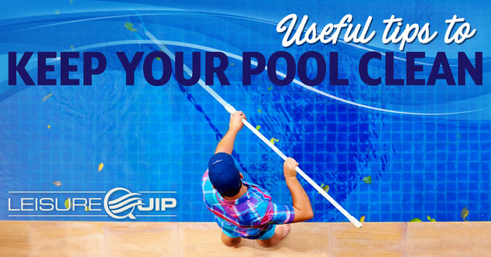 Keep Your Swimming Pool Clean With These Useful Tips