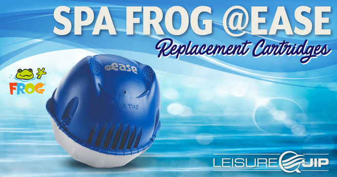 Stop Here for Spa Frog Ease Replacement Cartridges