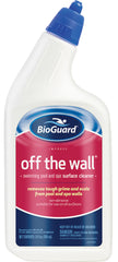 BioGuard Off The Wall swimming pool waterline buildup cleaner