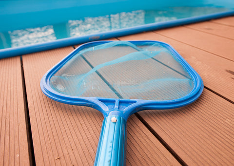 Pool cleaning products and supplies