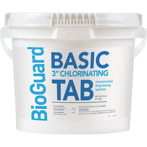 "BioGuard Basic Chlorinating 3"" Tablet"