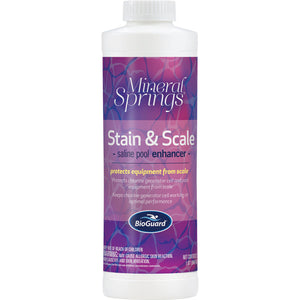 BioGuard Mineral Springs® Stain and Scale