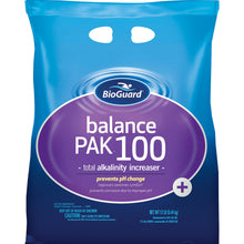 Load image into Gallery viewer, BioGuard Balance Pak® 100 - Total Alkalinity Increaser