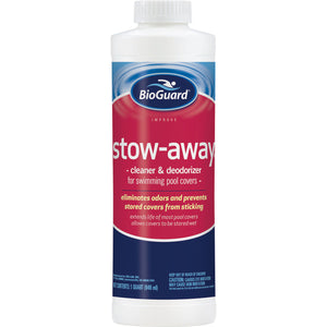 BioGuard Stow-Away®Cover Cleaner and Storage Solution