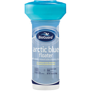 BioGuard Arctic Blue® Floater - White Plaster Only