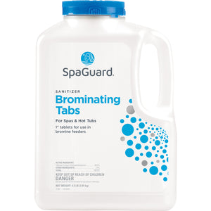 SpaGuard Brominating Tablets