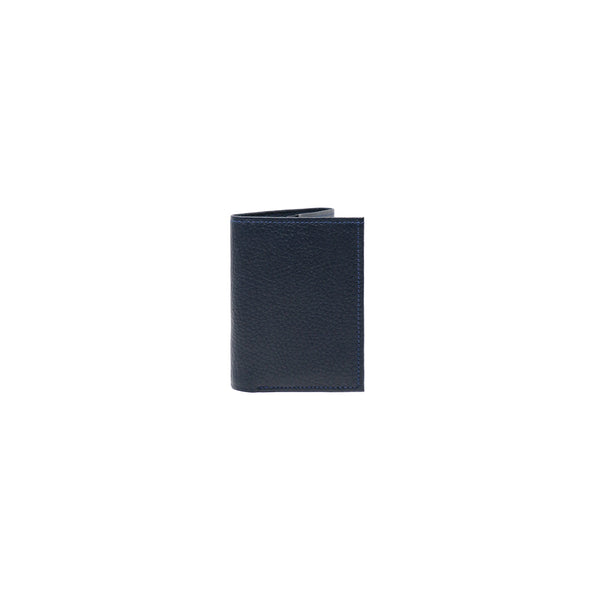 Trifold Wallet with Division - Blue