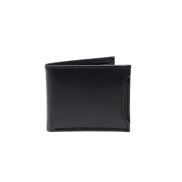 Double Billfold Millano Wallet - Black