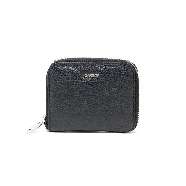 Zip-around Zurich Wallet - Black