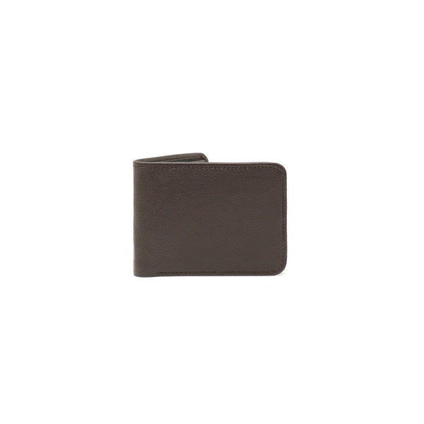 Fosil Wallet - Brown Corrugated