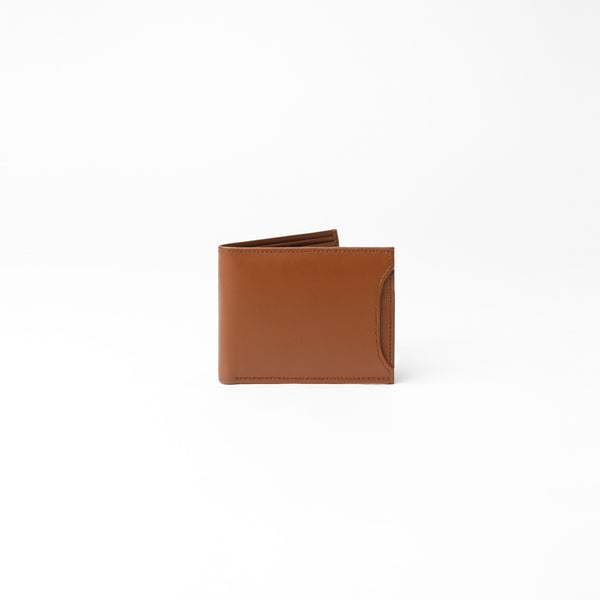 Milano Wallet - Brown Napa