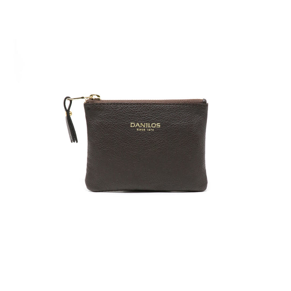 Coin Purse Mia - Dark Brown