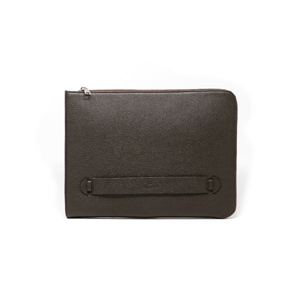 Mathias Computer Sleeve - Dark Brown
