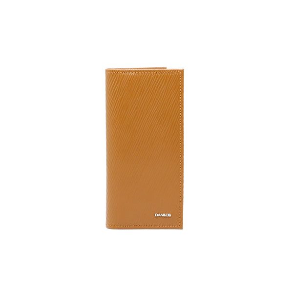Slim Coat Wallet Jr. LUX - Epi Tan