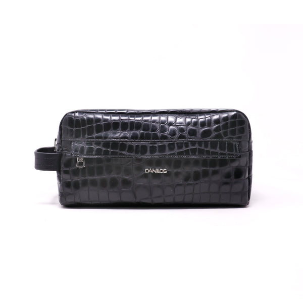 Toiletry bag Santiago - Exotic Black