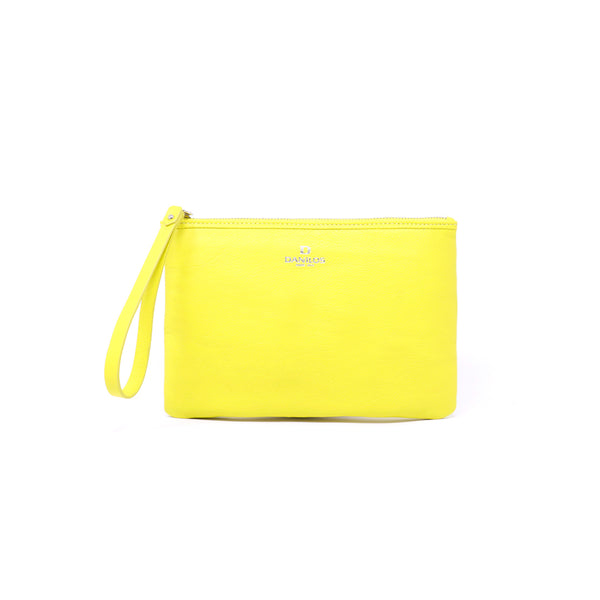 Light Yellow Danilos Pouch M