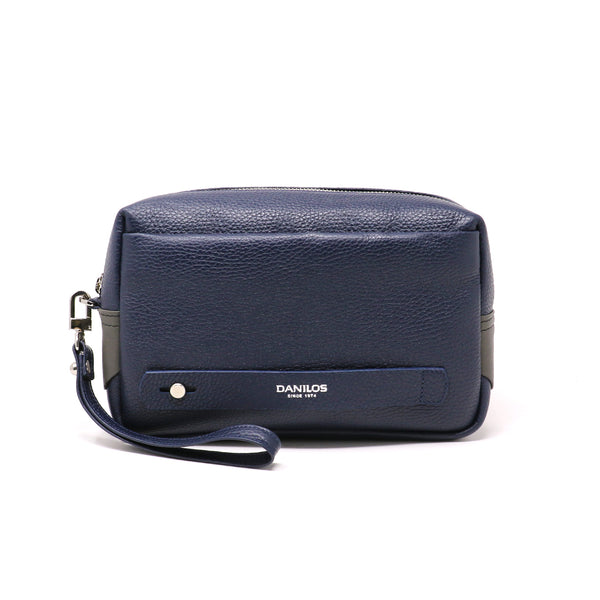Multifunctional Men Pouch - Navy Black