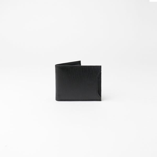 Milano Wallet - Black Epi with Napa Black