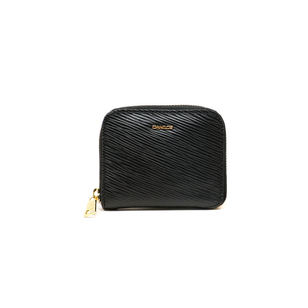 Zip-around Zurich Wallet - Epi Black