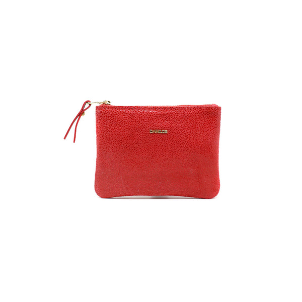 Coin Purse Mia - Red Exotic