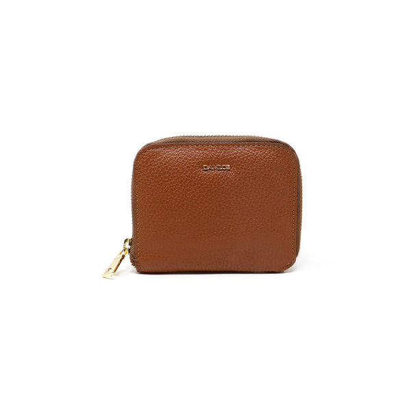 Zip-around Zurich Wallet - Tan
