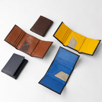 Trifold Wallet - Chocolate