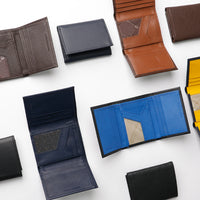 Trifold Wallet - Exotic brown