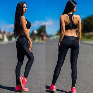 Taneeka Heart Shape Leggings - BonjourFit