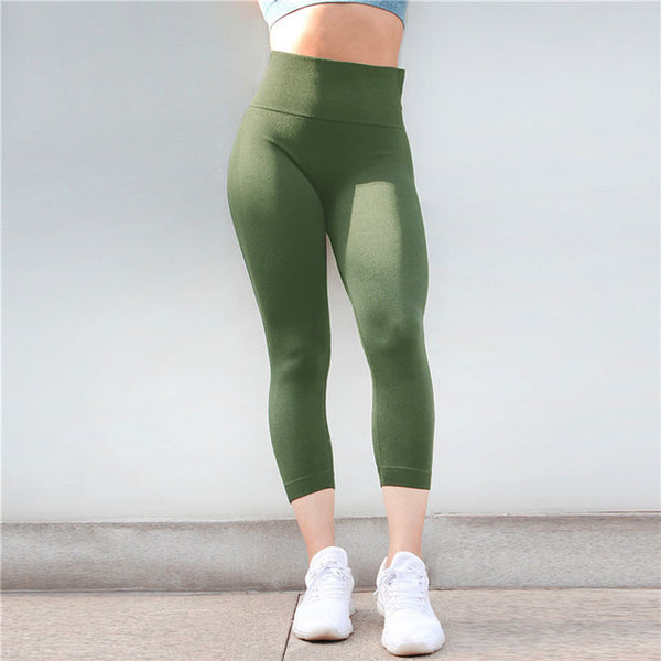 Lucy Seamless Leggings - BonjourFit