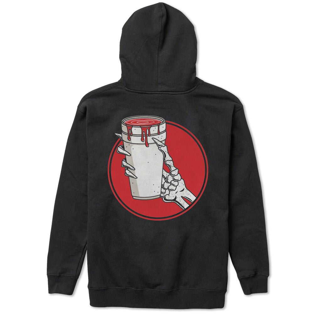 Enemy Blood Hoodie