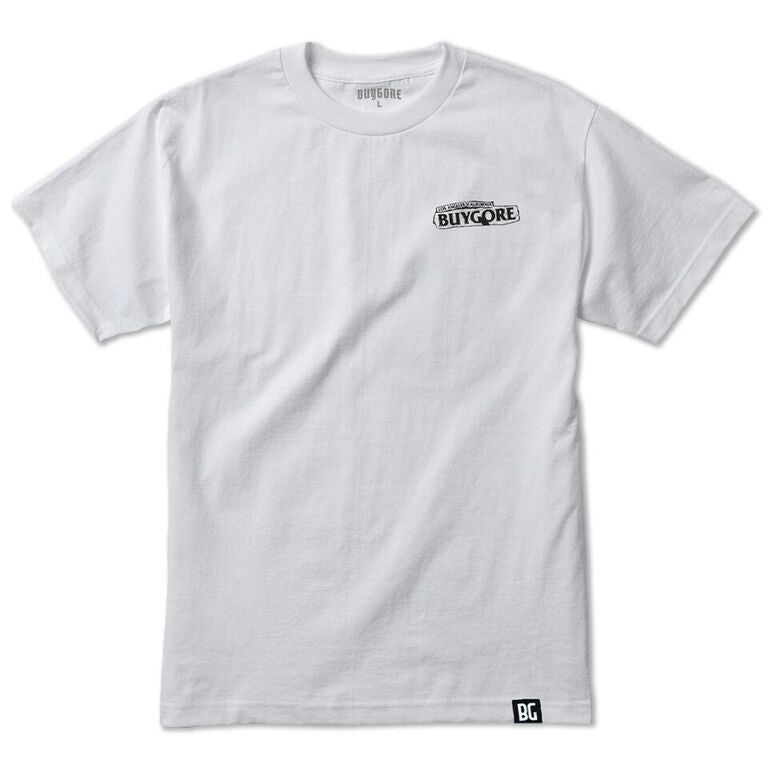 False Gods White Tee