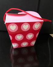 Load image into Gallery viewer, Valentine's Day Gift Set Small Takeout Box