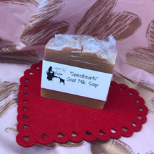 "Load image into Gallery viewer, ""Sweethearts"" Goat Milk Soap"