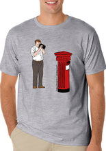 Load image into Gallery viewer, Dull Men's Club T-Shirt 'Postbox Photography'