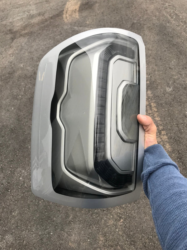 2016-2018 GMC Sierra 1500 Denali Tail Lights