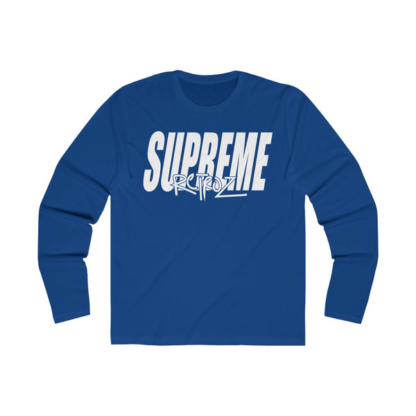 Supreme Retroz Long Sleeve Crew Tee