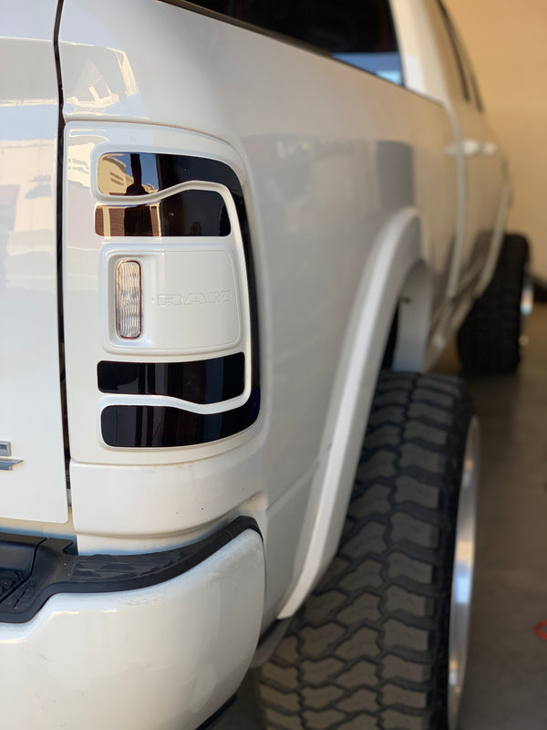 2019-2020 Dodge Ram OEM LED taillights